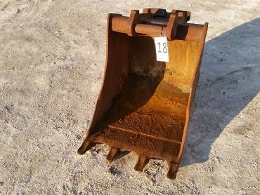 18-Bucket VTN  for Backhoe loader mini excavator-570 mm