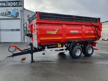 trailer hummel 15 ton