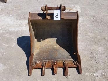 8-Kasika za rovokopac JCB 3CX 4CX mini bager-770 mm