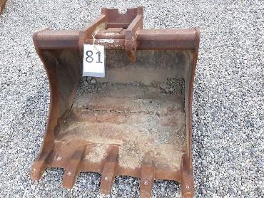 81-Korpa za mini bager-760 mm