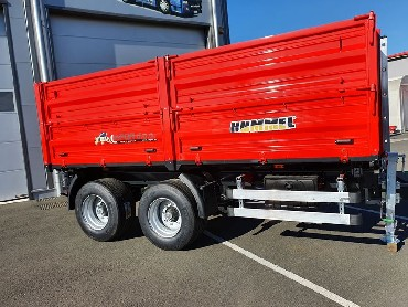 trailer humel