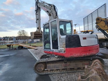 mini bagger takeuchi tb 1140