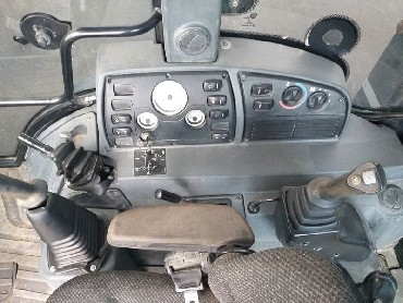 terex kabina