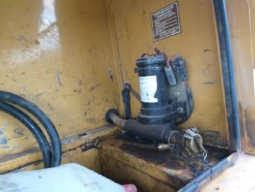 bager cat motor1