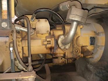 bager cat motor