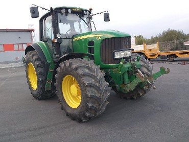 traktor john deere 7430