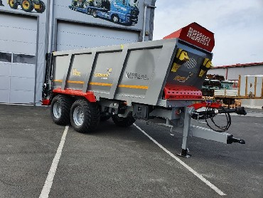 Trosilec HUMMEL 15 ton- novo