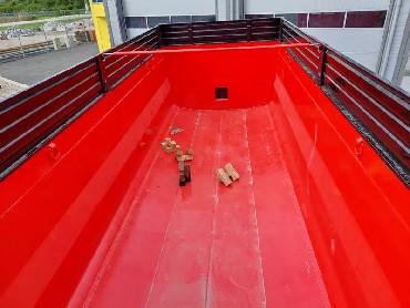 hummel 18 ton notranjost