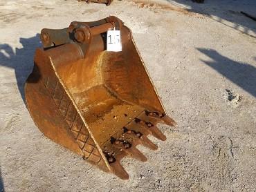 15-Zlica za rovokopac mini bager-780 mm