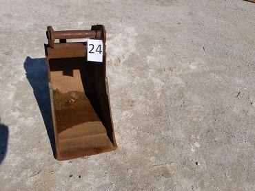 24-Zlica za rovokopac CAT-390 mm