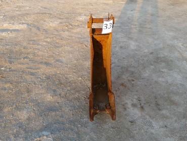 33-Zlica za rovokopac JCB 3CX 4CX mini bager-230 mm