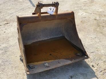 41-Zlica za rovokopac TEREX, FERMEC, MF mini bager-800 mm