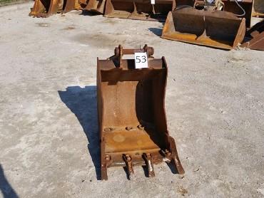 53-Zlica za rovokopac JCB 3CX 4CX mini bager-570 mm