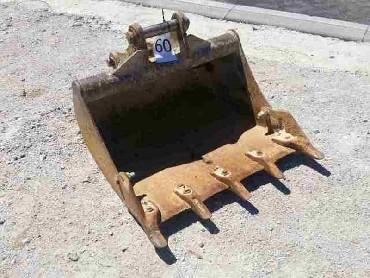 60-Zlica za rovokopac JCB 3CX 4CX mini bager-810 mm