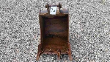 72-Zlica za rovokopac JCB 3CX 4CX mini bager-600 mm