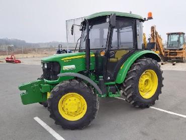 Traktor JOHN DEERE 5050E -nerabljeno