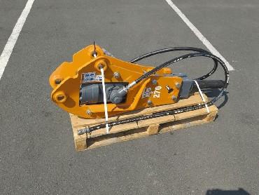 Kladivo OMAL HB 270 JCB- novo