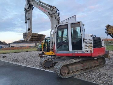 Mini excavator KUBOTA KX 61-3, year 2007